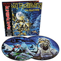 Iron Maiden-live Afeter Death Vinil Picture Disc