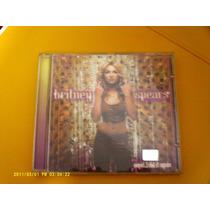 Britney Speares - Oops!...i Did It Again - Cd Nac.excelente