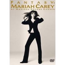 Dvd Original Mariah Carey Fantasy At Madison Square Garden