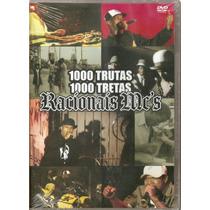 Dvd Racionais Rap Mano Brwon Show Ao Vivo 1000 Trutas 1000 T