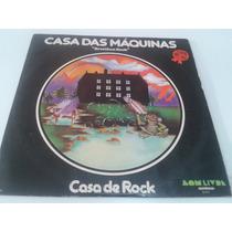 Lp Vinil Casa Das Maquinas - Casa De Rock 1976