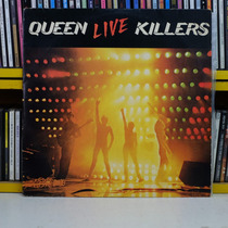 Queen - Live Killers - Duplo - Encarte Disco Lp Vinil