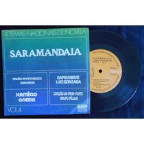 4 Temas Novela Saramandaia - Compacto Vinil 1976