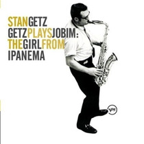 Cd / Stan Getz = Getz Plays Jobim: The Girl From Ipanema