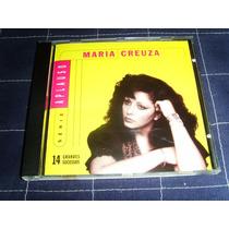 Cd - Maria Creuza - Série Aplauso