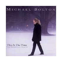 Cd Michael Bolton This Is The Time Christmas Album
