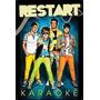 Dvd Restart - Karaokê - Original Lacrado