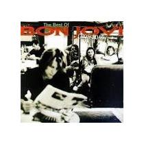 Cd 1994 Bon Jovi Cross Road The Best / Frete Gratis