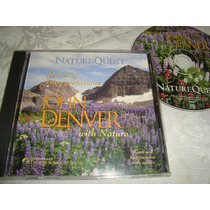Cd - John Denver - Nature Quest - Usado - Arte Som
