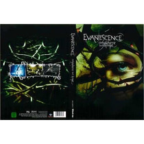 Dvd Original Evanescence Anywhere But Home