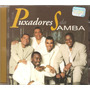 Cd Puxadores Do Samba Jackson Martins, Preto Joia Imperatriz