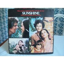 Lp. Sunshine -um Dia De Sol Trilha Sonora 1973 .