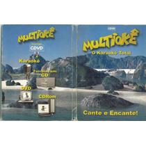 Dvd Multiokê - Cante E Encante (33475)