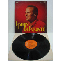 Harry Belafonte Lp Import Jump Up Calypso Stereo
