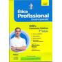 Cd Lacrado Audio Livro Direito Etica Profissional Escute E A