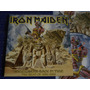 Iron Maiden Somewhere Back In Time Lp Pic Disc U. S. A. 2008