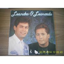 Pl Disco Vinil Zeze Camargo,leandro,chitaozinho,chrystian