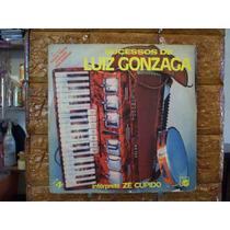 Vinil Lp Zé Cupido Vol.2 Rs- Sucessos De Luiz Gonzaga