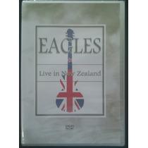 Dvd Eagles - Live In New Zealand - Lacrado