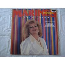 Marines-lp-vinil-e Sua Gente-to Chegando-mpb-sertanejo-forro