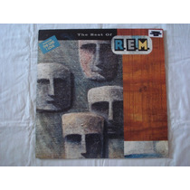 Rem-lp-vinil-r.e.m.-the Best Of-rock-pop-dance