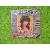 Lp Compacto Julia Graciela P/1980- Anúncio De Jornal