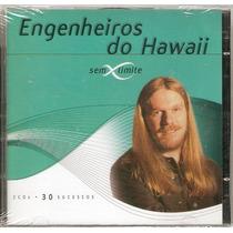 Cd Duplo Engenheiros Do Hawaii - 30 Sucessos - Novo***