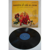 Orquestra Romanticos De Cuba Lp No Cinema Vol. 2