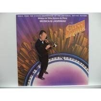 Lp - Soundtrack Motion Picture - Musica & Lagrimas -raro