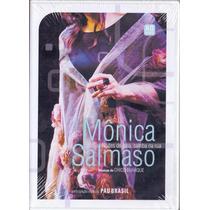Dvd Mônica Salmaso - Noites De Gala, Samba Na Rua - Novo***