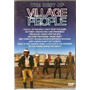 Dvd Village People - The Best Of - Novo***