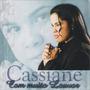 Cd Cassiane - Com Muito Louvor (1999) * Lacrado * Original