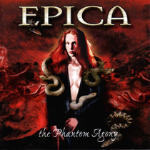 Cd Epica - The Phantom Agony - Deluxe Edtion Digipack (2cd)