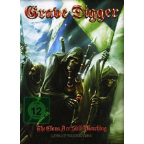 Grave Digger - The Clans Are Still Marching (+ Audio-cd)