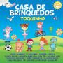 Cd Casa De Brinquedos