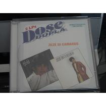 Cd - Zeze Di Camargo - 2 Lps Em 1 Cd