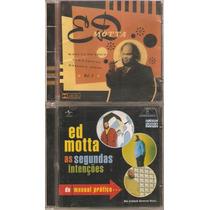 2 Cd Ed Motta - Manual Pratico E Segundas Intenções
