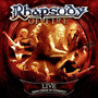 Rhapsody Of Fire - Live From Chaos To Eternity (cd Duplo)