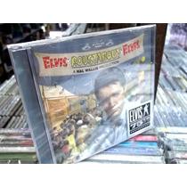 Elvis Presley Roustabout Carrossel Emoções Cd Importado Lacr