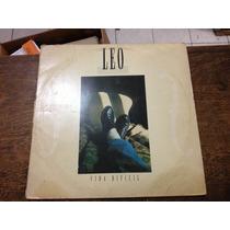 Lp Léo Jaime - Vida Difícil - 1986 - Original
