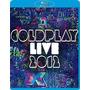 Blu-ray+cd Coldplay Live (2012) - Novo Lacrado Original