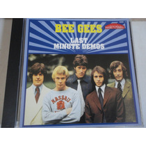Bee Gees Cd Last Minute Demos 1967 Robin Gibb Barry Gibb