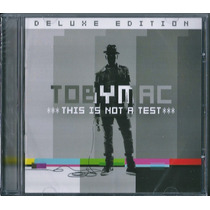 Cd Tobymac - This Is Not A Test [original]