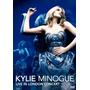 Dvd Kylie Minogue - Live In London Concert Lacrado Original