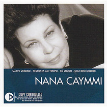 Cd Nana Caymmi - The Essential - Novo Lacrado - Boca Livre