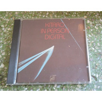 Cd Kitaro - In Person Digital - Importado.
