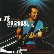 Cd Ze Ricardo E Convidados Ao Vivo - Djavan, Ed Motta