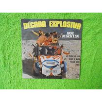 Lp Compacto Década Explosiva P/1975 Hot Machini