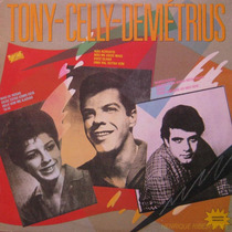 Tony Celly Demétrius Lp Tony Celly Demétrius