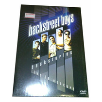 Dvd Backstreet Boys Raro = Live In Concert Backstories Delux